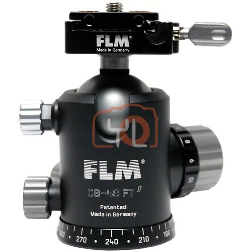 FLM CB-48FT CenterBall Ball Head W/ QPR-70