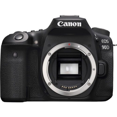 Canon EOS 90D - Body (Free 32GB SD Card + Camera Bag)