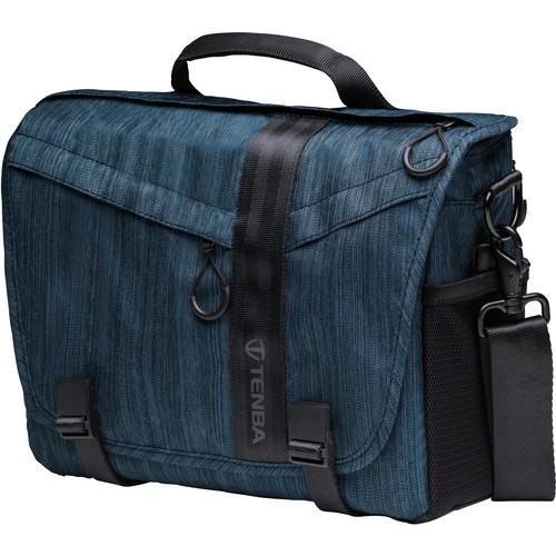 Tenba DNA 10 Messenger Bag (Cobalt)