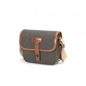 (SPECIAL DEAL) Herringbone Muppen Mini Camera Bag (Olive)