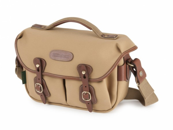 Billingham Hadley Small Pro Camera Bag (Khaki Canvas/Tan Leather