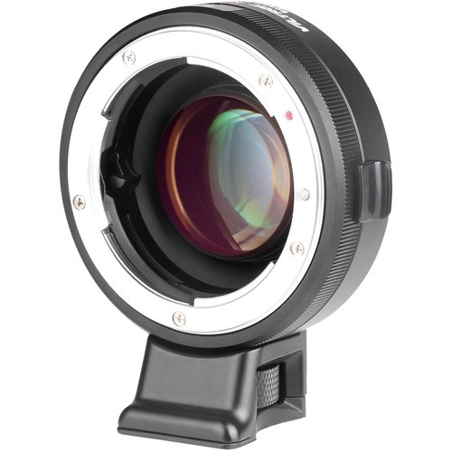 Viltrox NF-E Lens Mount Adapter for Nikon F-Mount, G-Type Lens to Select Sony E-Mount Cameras