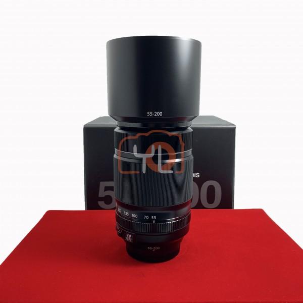 [USED-PJ33] Fujifilm 55-200MM F3.5-4.8 R XF LM OIS, 90% Like New Condition (S/N:88A04928)
