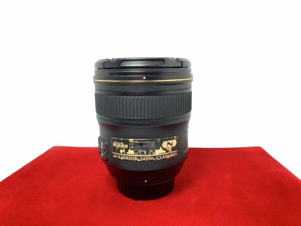 [USED-PJ33] Nikon 24MM F1.4 G AFS, 70% Like New Condition (S/N:241483)
