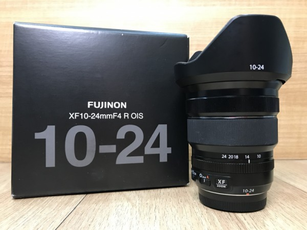 [USED @ YL LOW YAT]-Fujifilm XF 10-24mm F4 R OIS Lens,90% Condition Like New,S/N:75A14746
