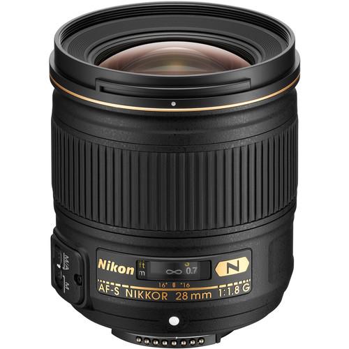 Nikon 28mm F1.8G AF-S