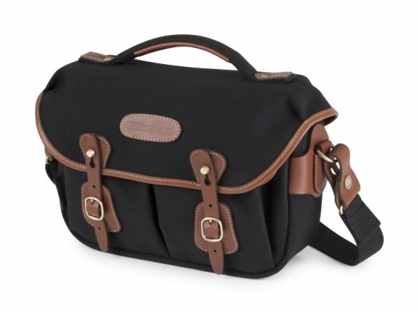 Billingham Hadley Small Pro Camera Bag (Black Canvas / Tan Leather)