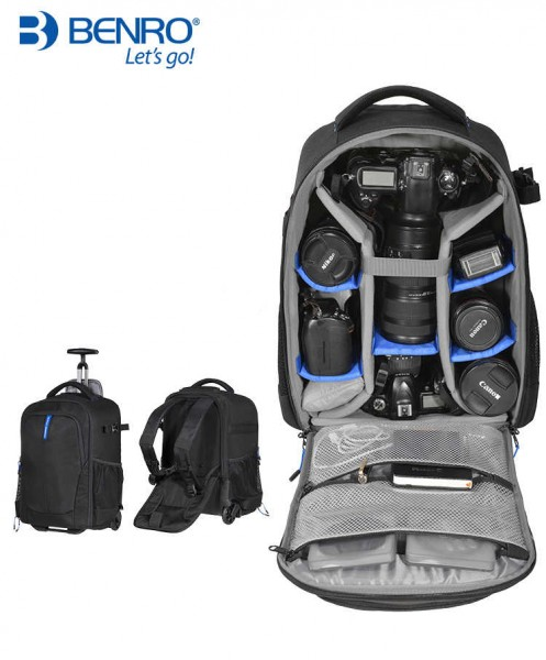 Benro Hiker 2000 Trolley Backpack