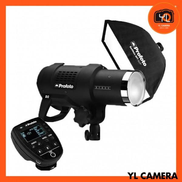 (FlashPWP) Profoto D2 1000 Air TTL Monolight - PWP Package B