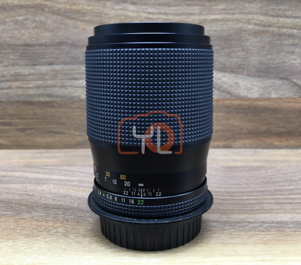 [USED @ YL LOW YAT]-Contax Carl Zeiss Sonnar T 135mm F2.8 AEJ Lens For Canon,90% Condition Like New,S/N:7368104