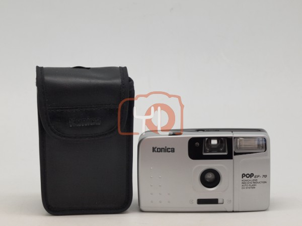 Konica POP EF-70 Film Camera