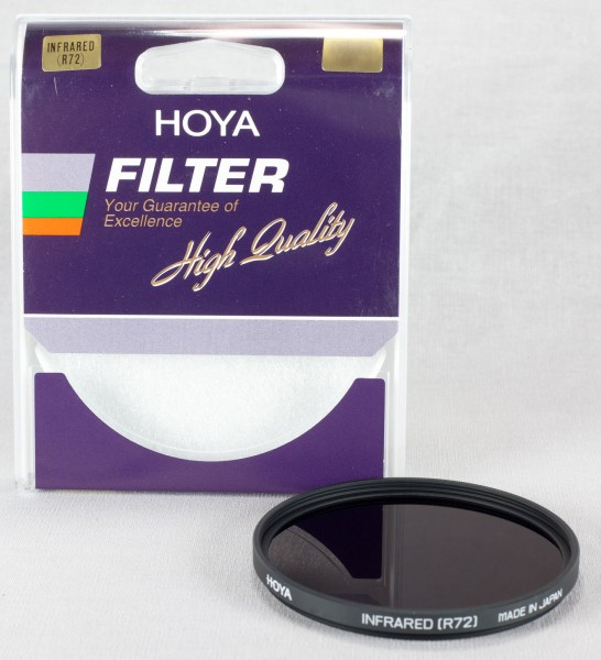 Hoya 82mm R72 Infrared Filter
