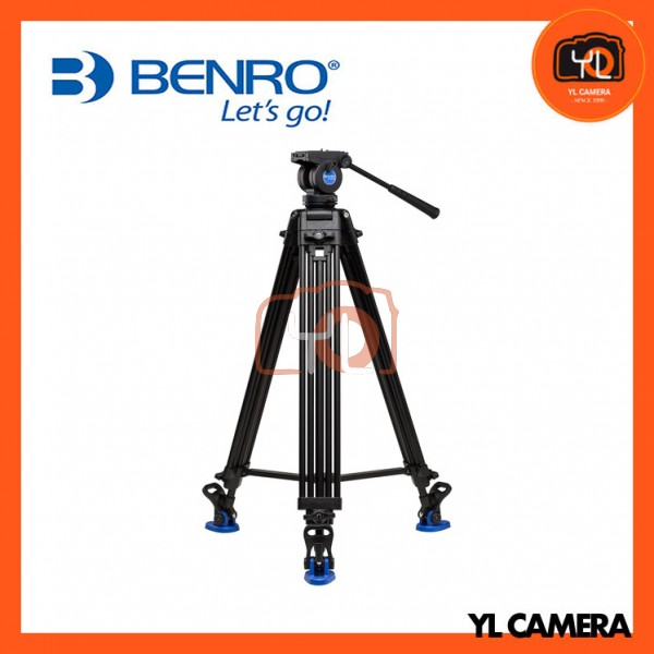 Benro KH26NL Video Tripod Kit