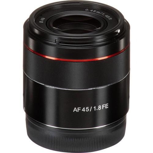 Samyang AF 45mm F1.8 FE For Sony E