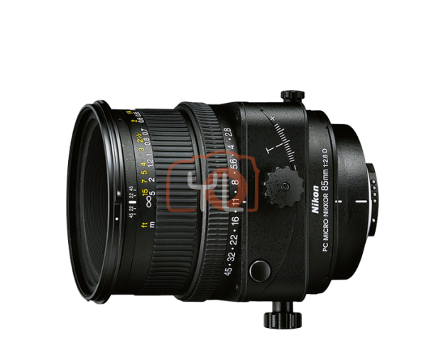 Nikon PC Micro-NIKKOR 85mm f2.8D