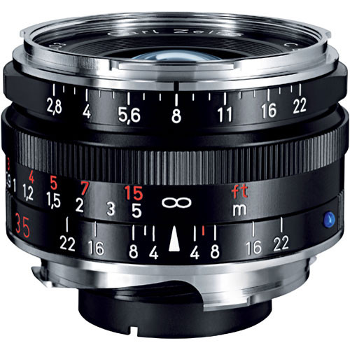 ZEISS C Biogon T* 35mm F2.8 ZM Lens (Black)