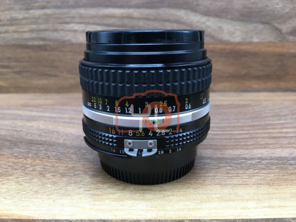 [USED @ YL LOW YAT]-Nikon 50mm F/1.4 AIS Nikkor Lens,90% Condition Like New,S/N:5512006