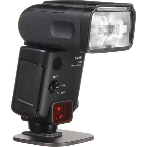 Sigma EF-630 Electronic Flash (Nikon)
