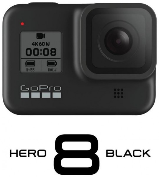 (Promotion) GoPro HERO8 Black