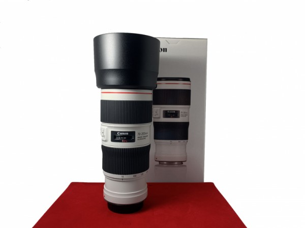 [USED-PJ33] Canon 70-200MM F4 L IS II EF USM, 95% Like New Condition (S/N:6613002337)