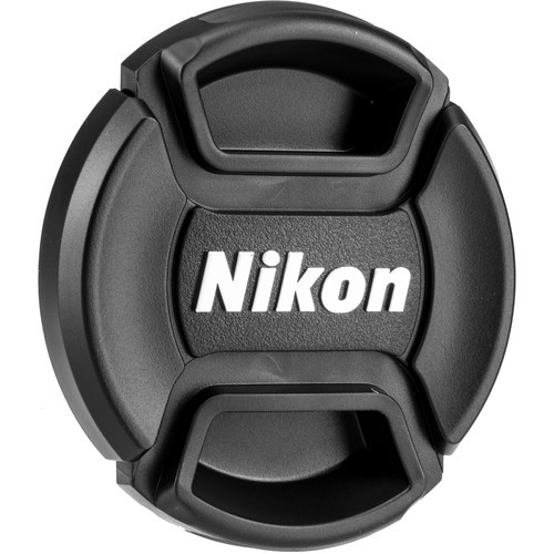 Nikon 55mm Snap-On Lens Cap