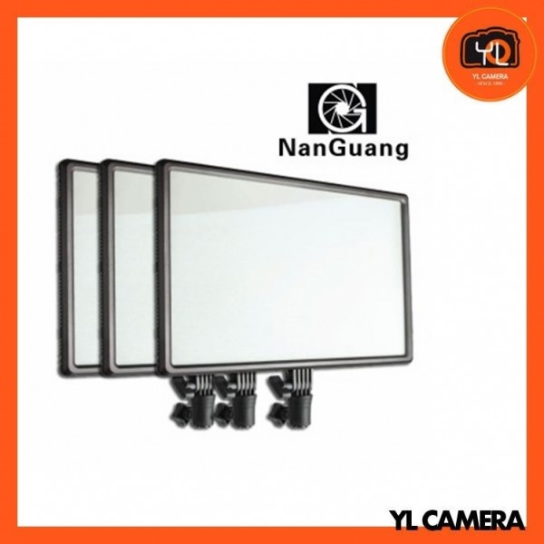 Nanguang Luxpad 43H Bi-Color LED Light 3 Light Set