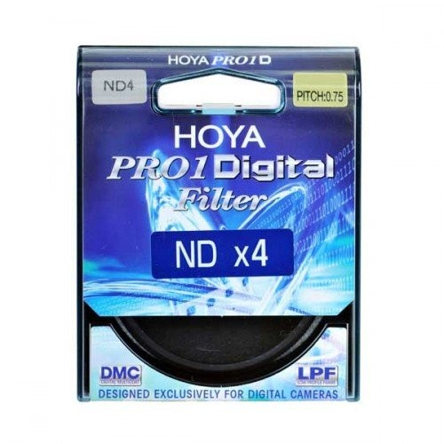 Hoya 62mm Pro 1D 4x ND Filter
