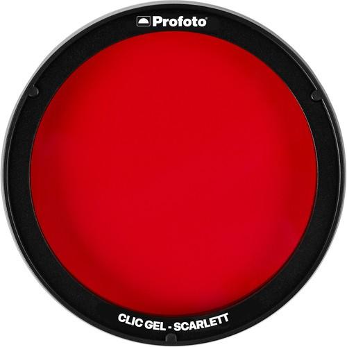 (PREORDER) Profoto Clic Gel Scarlett