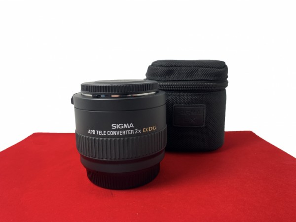 [USED-PJ33] Sigma 2x APO EX DG Teleconverter (Nikon), 95% Like New Condition (S/N:14156269)