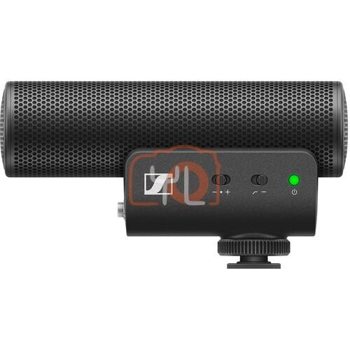 Sennheiser MKE 400 Camera-Mount Shotgun Microphone (Mic)