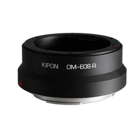 Kipon Olympus OM Mount Lens to Canon EOS R Mount Camera Adapter