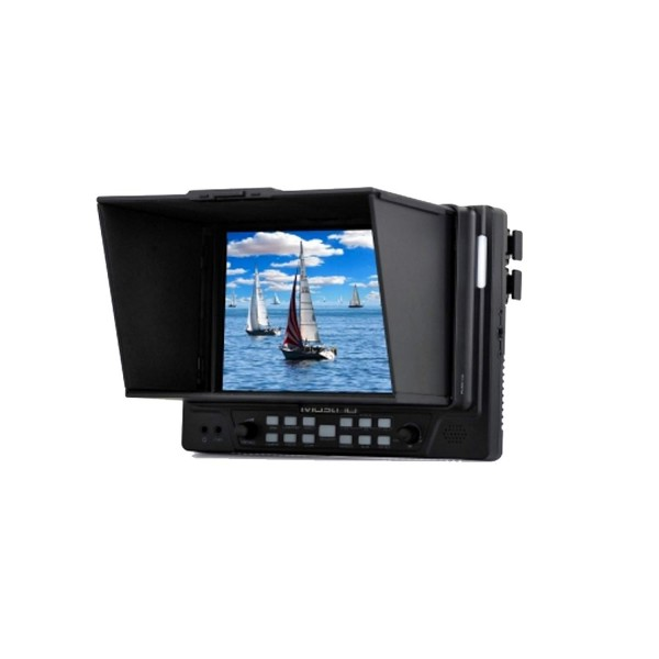 MustHD M702H 4K HDMI IPS On-Camera Monitor