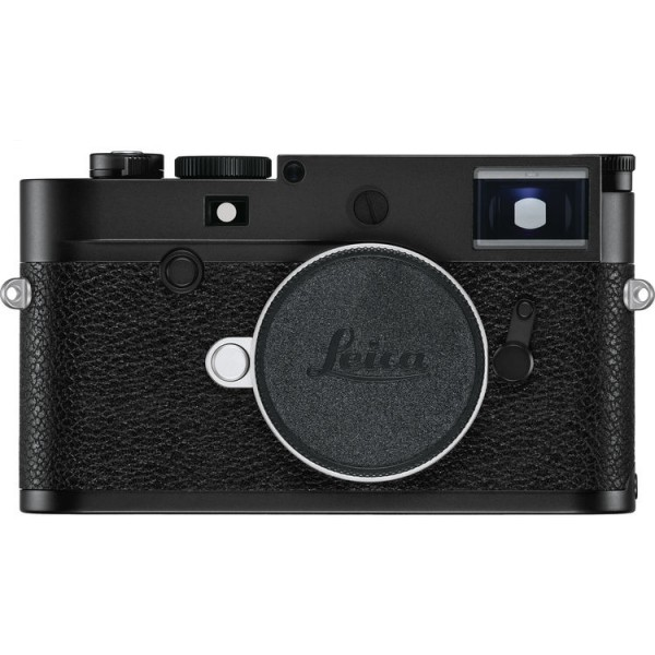 Leica M10-P Digital Rangefinder Camera - Black (20021)