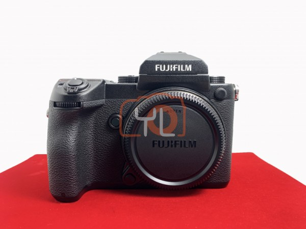 [USED-PJ33] Fujifilm GFX 50S Medium Format Camera, 95% Like New Condition (S/N:73005073)
