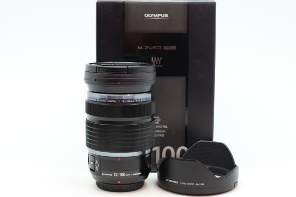 [USED-PUDU] Olympus 12-100mm F4 IS PRO M.Zuiko 95%LIKE NEW CONDITION SN:ACC201324