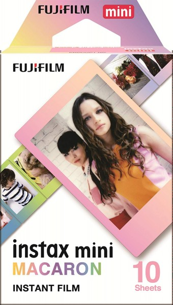 Fujifilm INSTAX Mini Instant Films (Macaron)