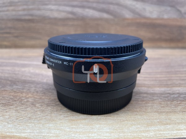 [USED @ YL LOW YAT]-Sigma MC-11 Mount Converter/Lens Adapter (EF-Mount Lenses to Sony E),90% Condition Like New,S/N:51675099
