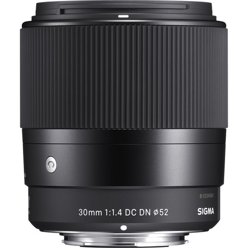 Sigma 30mm F1.4 DC DN Contemporary Lens (Sony)
