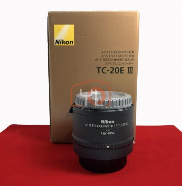 [USED-PJ33] Nikon TC-20E III 2X Teleconverter ,95% Like New Condition (S/N:282763)