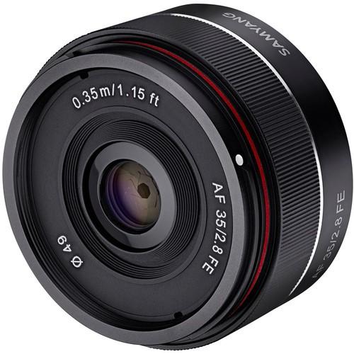 (Promotion) Samyang AF 35mm F2.8 FE Lens for Sony E