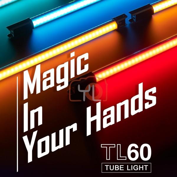 Godox TL60 Godox RGB Tube Light 2-Light Kit