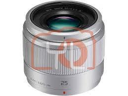 Panasonic 25mm F1.7 Lumix G ASPH. (H-H025E) - White