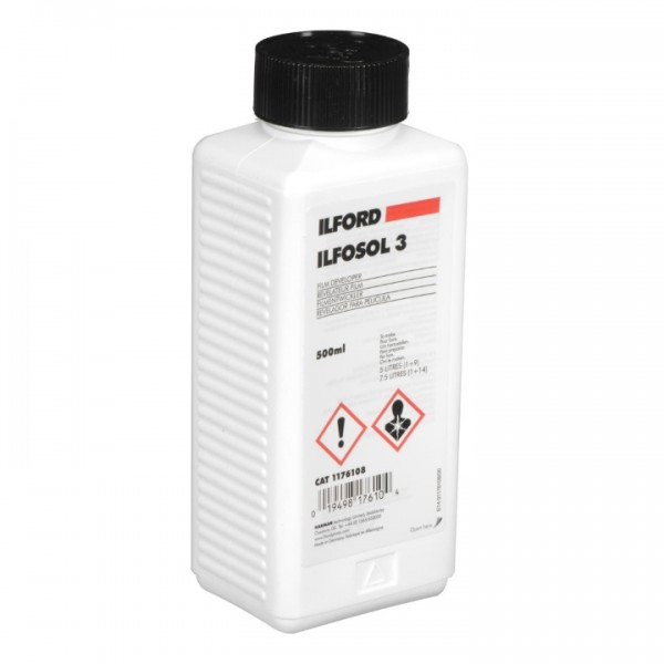 Ilford Ilfosol 3 Developer Liquid - 500ml