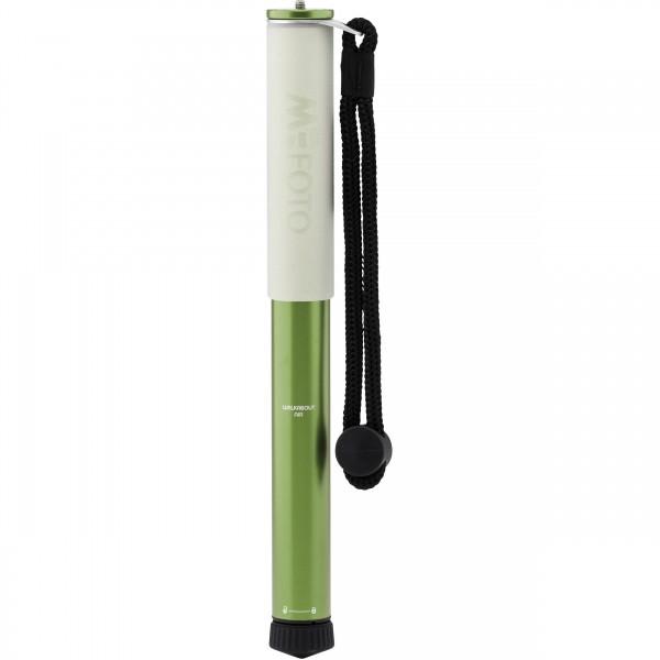 (SPECIAL DEAL) Mefoto WalkAbout Air Aluminum Monopod (Green) WAAIRGRN