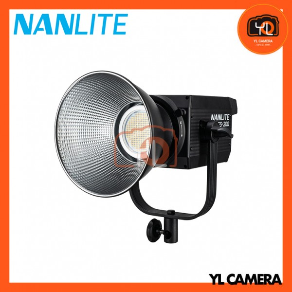 NanLite FS-200 5600K LED AC Monolight