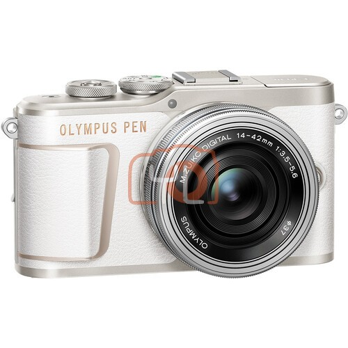 Olympus E-PL10 + M.Zuiko Digital ED 14-42mm f/3.5-5.6 EZ (White)