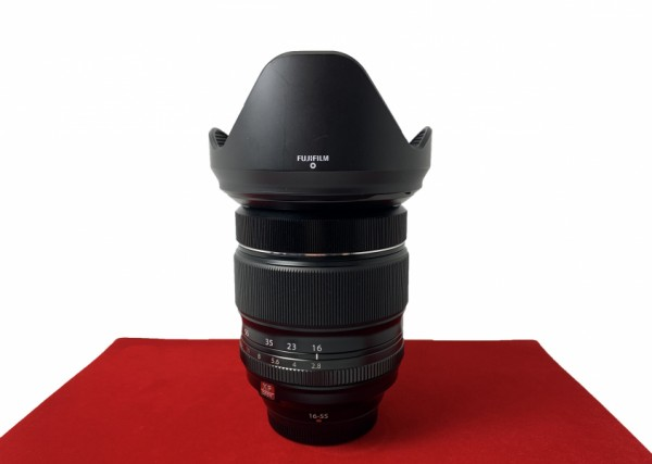[USED-PJ33] Fujifilm 16-55MM F2.8 R LM WR XF Nano-GI, 95% Like New Condition (S/N:56A25020)