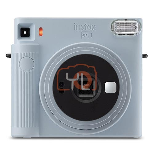 Fujifilm Instax SQ1 (Blue) W/ 2 Packs of Film