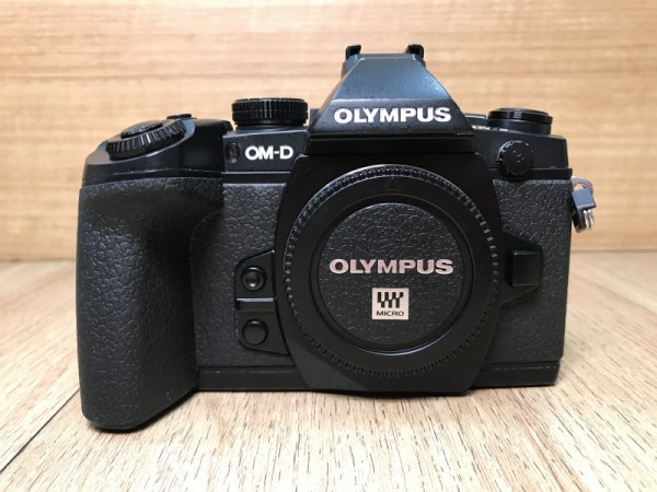 [USED @ YL LOW YAT]-Olympus OM-D E-M1 Camera Body [ Black ],90% Condition Like New,S/N:BHP317227