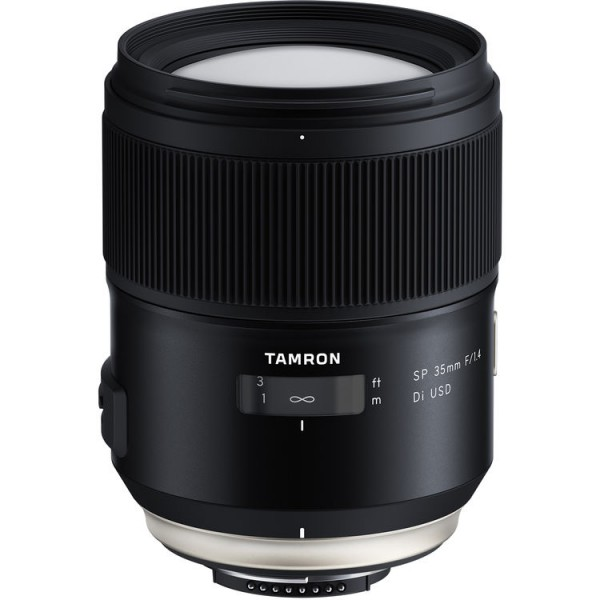 (Pre-Order) Tamron 35mm F1.4 SP DI USD For Canon EF